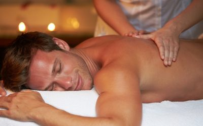 Sports Massage: Easing Neck, Back Strain for Tired Office Workers